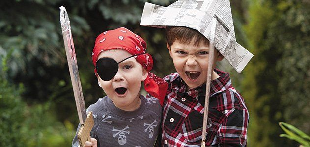 Fantasy Based Pretend Play Is >> Is Pretend Play Good For Kids Psychology Today