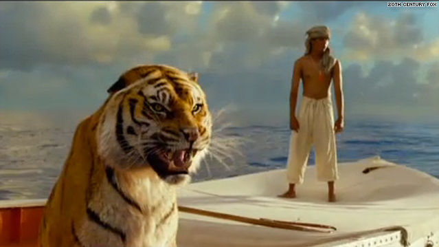 Tigers name in life of pi the best tiger of 2017 for Full name of pi