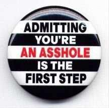 Word honour. certified public asshole