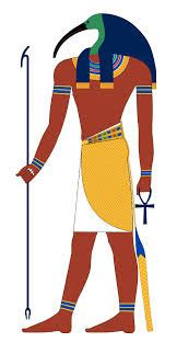 Ibis headed God of Knowledge,Thoth