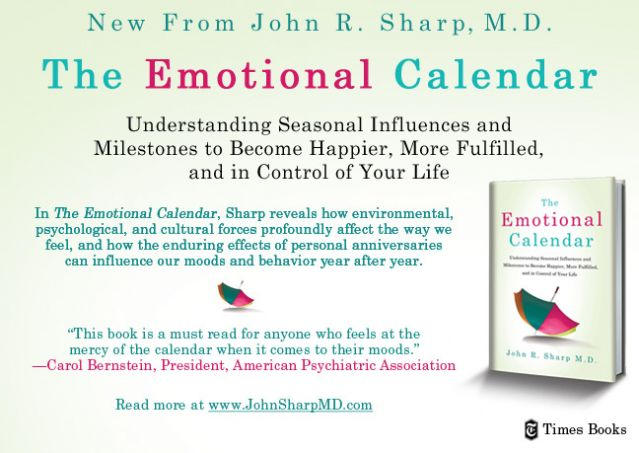 The Emotional Calendar A Case Study And Lesson In Memory