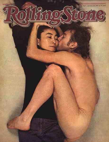 Rolling Stone Yoko Ono John Lennon