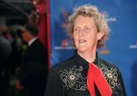 Temple Grandin, most famous high-functioning autistic individual