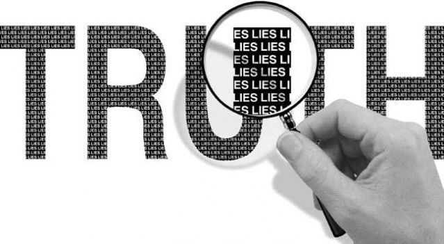 a study on why people lie People with guilty knowledge — of a detail from a crime scene, for example — tend to show signs of stress, as measured by heart and skin sensors, under pointed questioning  but a study .