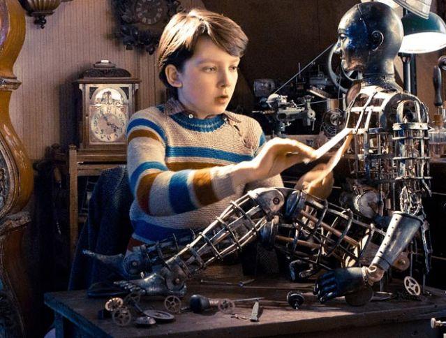 Hugo Cabret Automaton