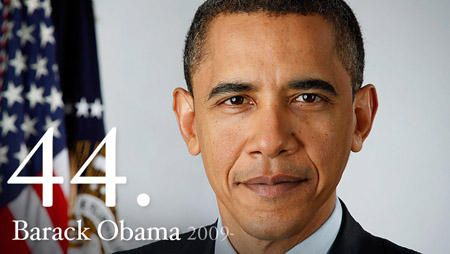 Barack Obama President of the United States