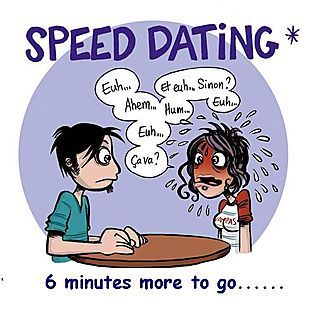 speed dating werewolf style Her style can be categorized as paranormal adult romance supernatural speed dating let them eat cake zylan captive get wilde with a werewolf, or vampire.