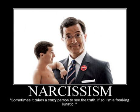 how to tell someone they re a narcissist