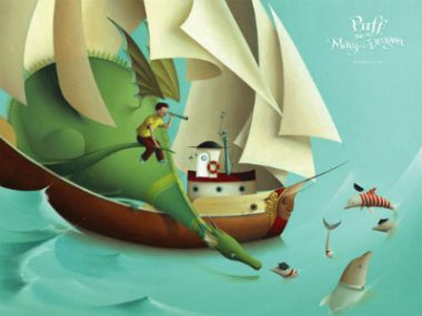 puff the magic dragon psychology today
