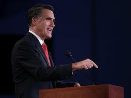 mitt romney at denver debate