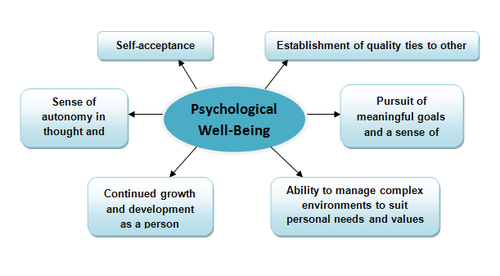 influence of personality on well being Identity development, personality, and well-being in adolescence and emerging adulthood 341 the extent of support and guidelines for how this identity development should proceed (cotˆ ´e, 2000).