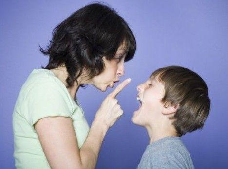 Komunikasi yang salah membuat hubungan dengan anak menjadi tidak harmonis