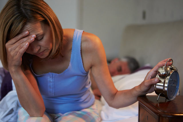 Reasons Why You Can't Get a Good Night's Sleep