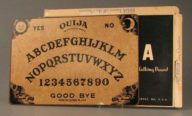 The Ouija Board Explained | Psychology Today