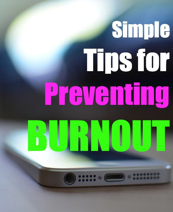 10 Simple Tips For Social Media Best Practice: Preventing Burnout — Simple Tips