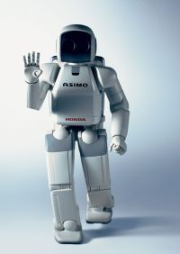 Asimo, Honda's GOFAI robot
