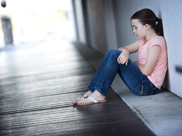 The Child Mental Health Crisis