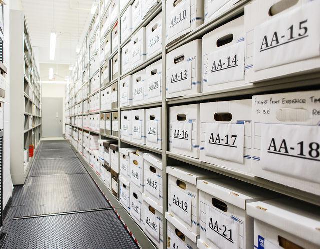 Evidence Storage (2017)