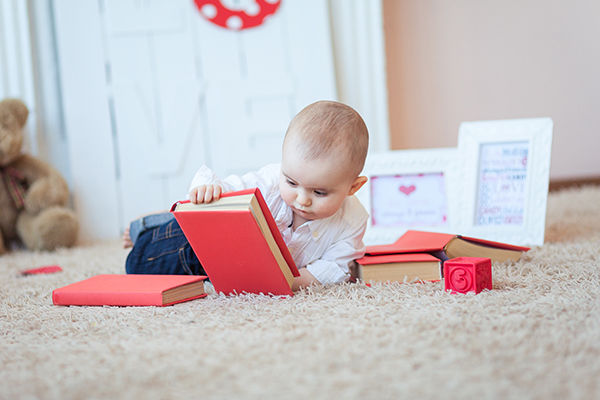 psychology reports on the subject of infants