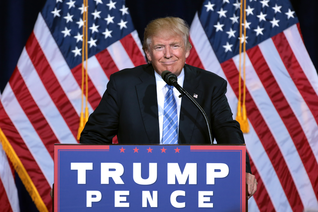 Photo of Donald Trump /Wikimedia Commons