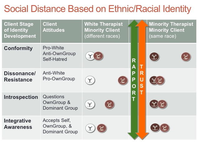 Adapted from Parham, Ajamu, & White (2011) / M. Williams