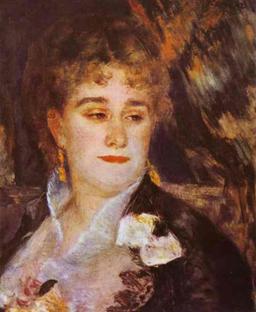 Pierre-Auguste Renoir -  Madame Charpentier/wikimedia commons
