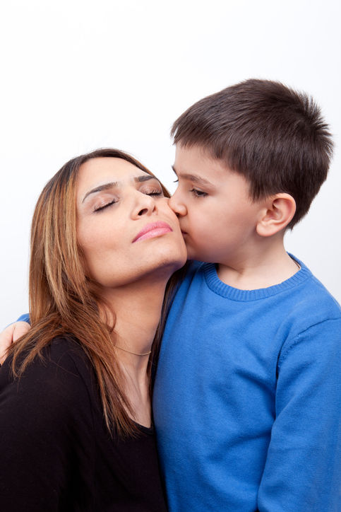 """Is It Possible To Be """"Too Close"""" To Your Parent Or Child?"""
