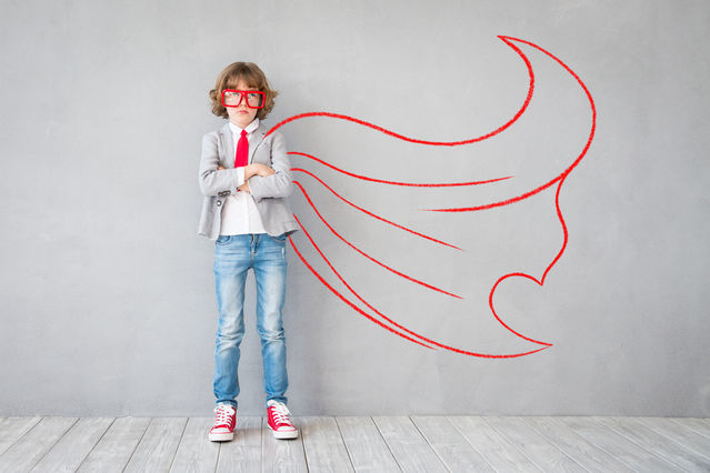 Hacking Your Child's Diagnosis Into a Superpower
