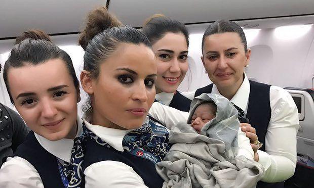 Turkish Airlines/EPA