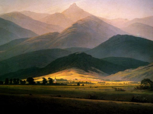 Caspar David Friedrich/Public Domain