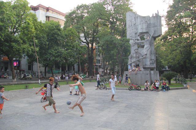by Ravi Chandra, in Hanoi