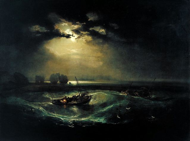 J.M.W. Turner/Public Domain