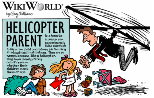 Author Helicopter Parenting Damages >> Yes Overprotective Parenting Harms Kids Psychology Today