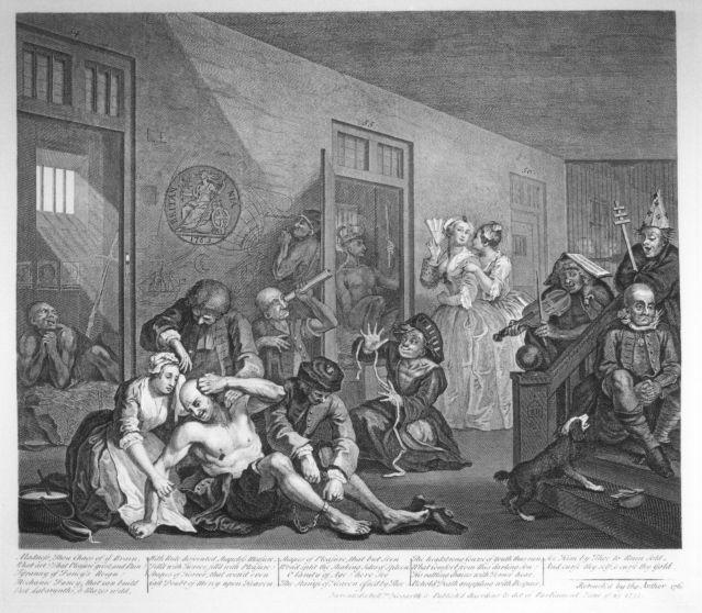 William Hogarth [Public domain], via Wikimedia Commons
