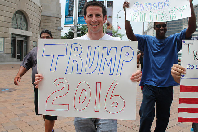 Donald Trump supporters, IMG_2543, by Elvert Barnes, Flickr (CC BY-SA 2.0)