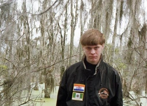 dylann roof facebook
