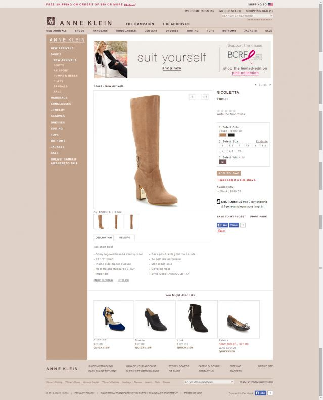 http://www.6pm.com/anne-klein-shoes-on-sale~2