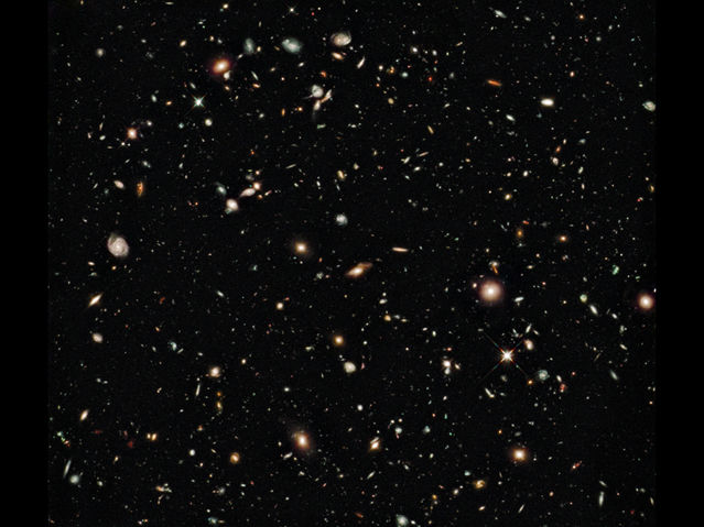 Hubble Deep Field, NASA
