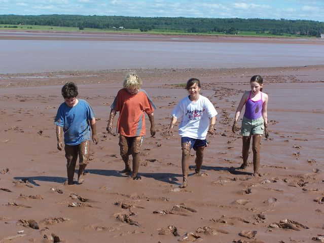 Kids Need to Eat Dirt and Get Dirty