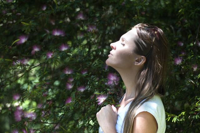 How Breathing Calms Your Brain