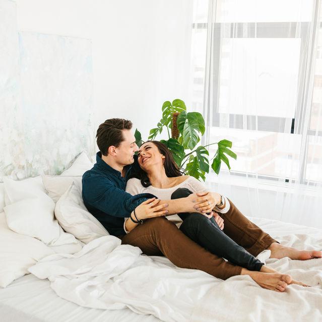 Sweden couple honeymoon sex video