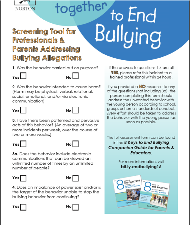 Autism Issues Complicate Anti Bullying >> 5 Key Skills Of A School Based Bullying Prevention Program