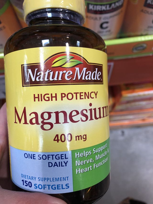 Study Links Dietary Supplement To Brain >> Magnesium For Depression Psychology Today