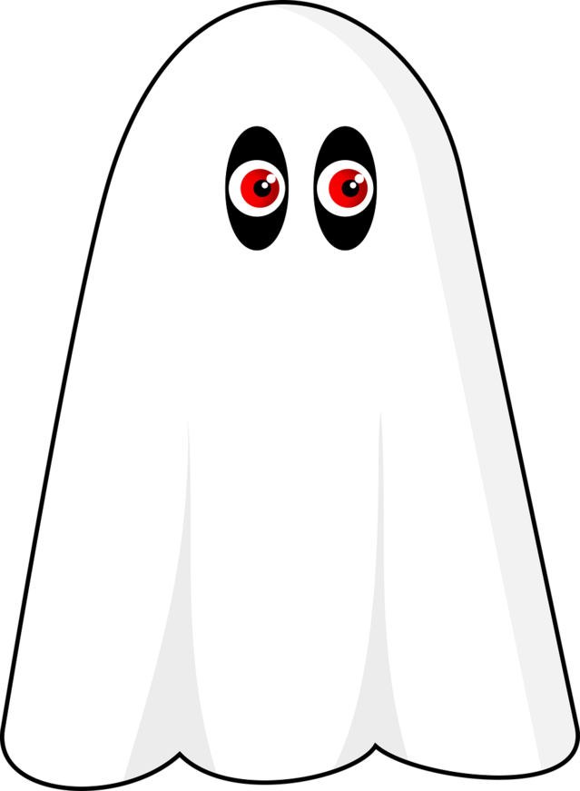 how to spot real ghosts