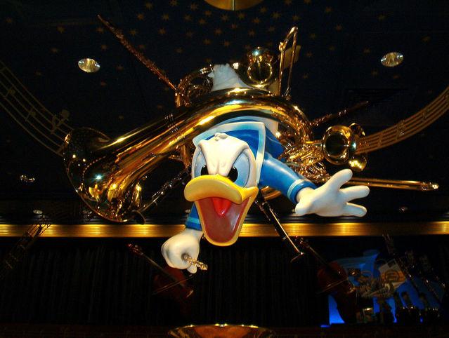 Donald Duck Sex Noises