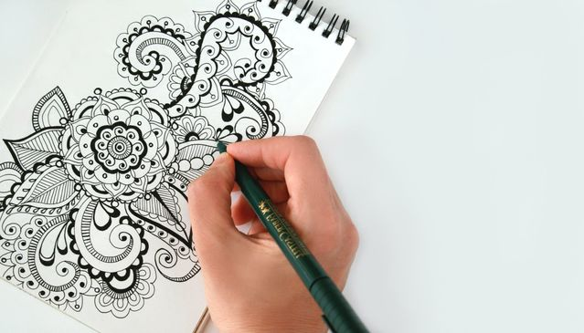 Are Adult Coloring Books Actually Helpful