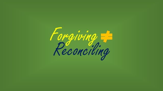 Why Forgiving Does Not Require An Apology Psychology Today