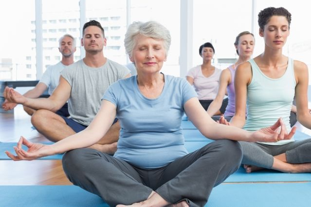 New Research Suggests Yoga Can Help Parkinson's Disease