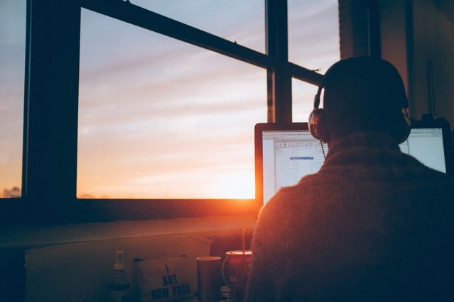 Blogging and Podcasting as a Career Strategy