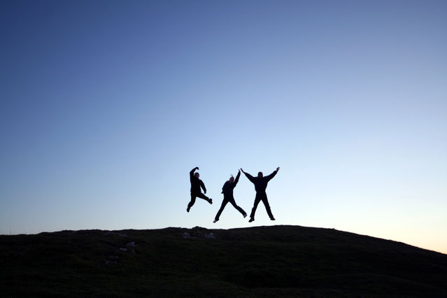 3 kinds of happy people psychology today